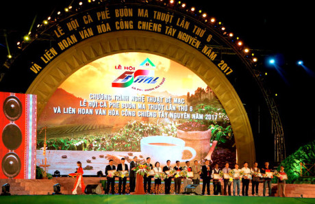 6th Buon Ma Thuot Coffee Festival concludes
