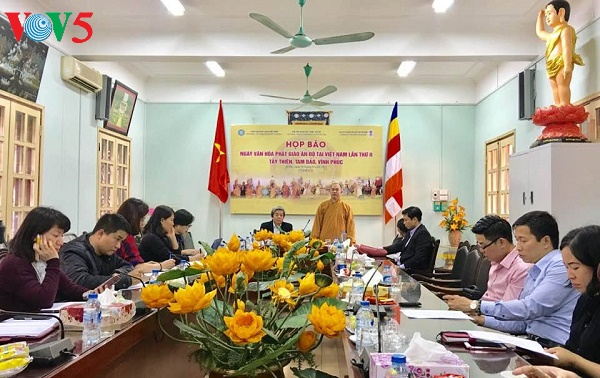 2nd India Buddhism Culture Day in Vietnam