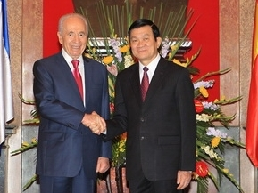 Vietnam is willing to promote cooperation with Israel