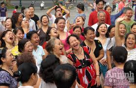 Laughter Yoga keeps your spirits high