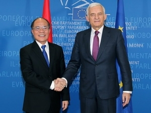 Closer cooperation with Belgium, the UK and the EU parliament