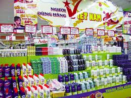 Vietnamese encouraged to use home-made products