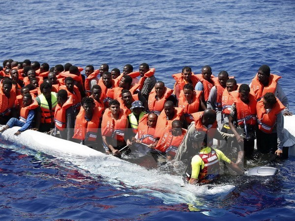 Migrant crisis: Spain rescues over 1,200 migrants at sea