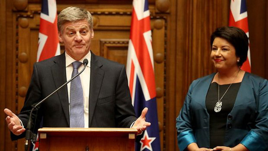 New Zealand names new Prime Minister