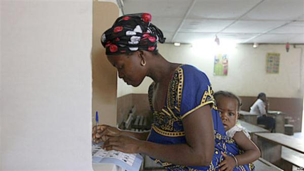 Ivory Coast votes for parliament