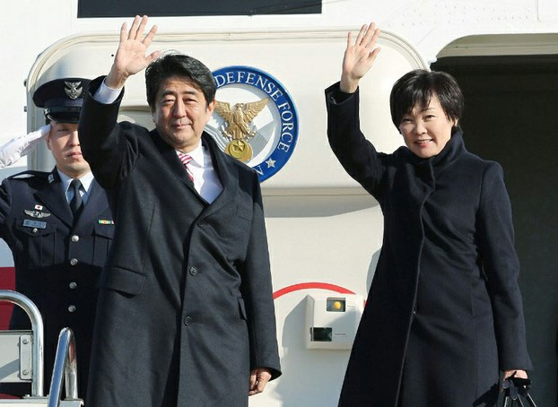 Japan's Prime Minister begins official visit to Vietnam
