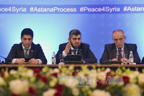 UN: Geneva talks to encompass Syrian political transition