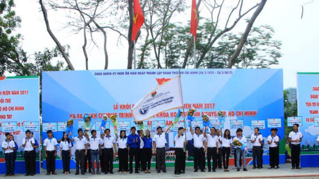 The 120th Green Sunday launched in Ho Chi Minh City