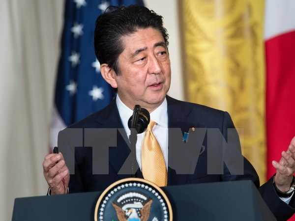 Abe to visit Russia in April