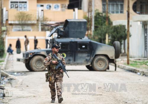 Iraqi military blames ISIS for killing of civilians in Mosul