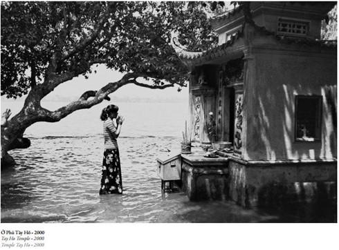 拍摄河内人日常生活的摄影师阮友宝