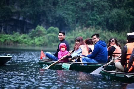 虔灵旅游广受游客欢迎