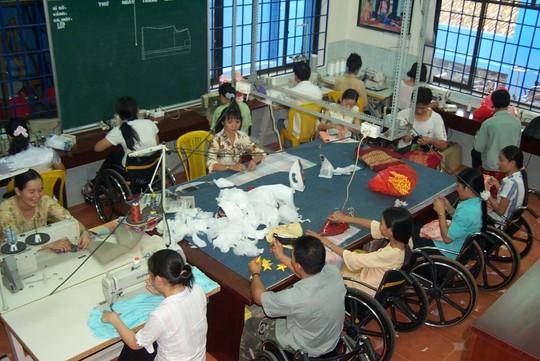 Vietnam schafft beste Bedingungen für behinderte Menschen