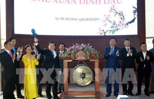 Die Börse von Ho Chi Minh Stadt - Ort zur Mobilisierung von Kapital