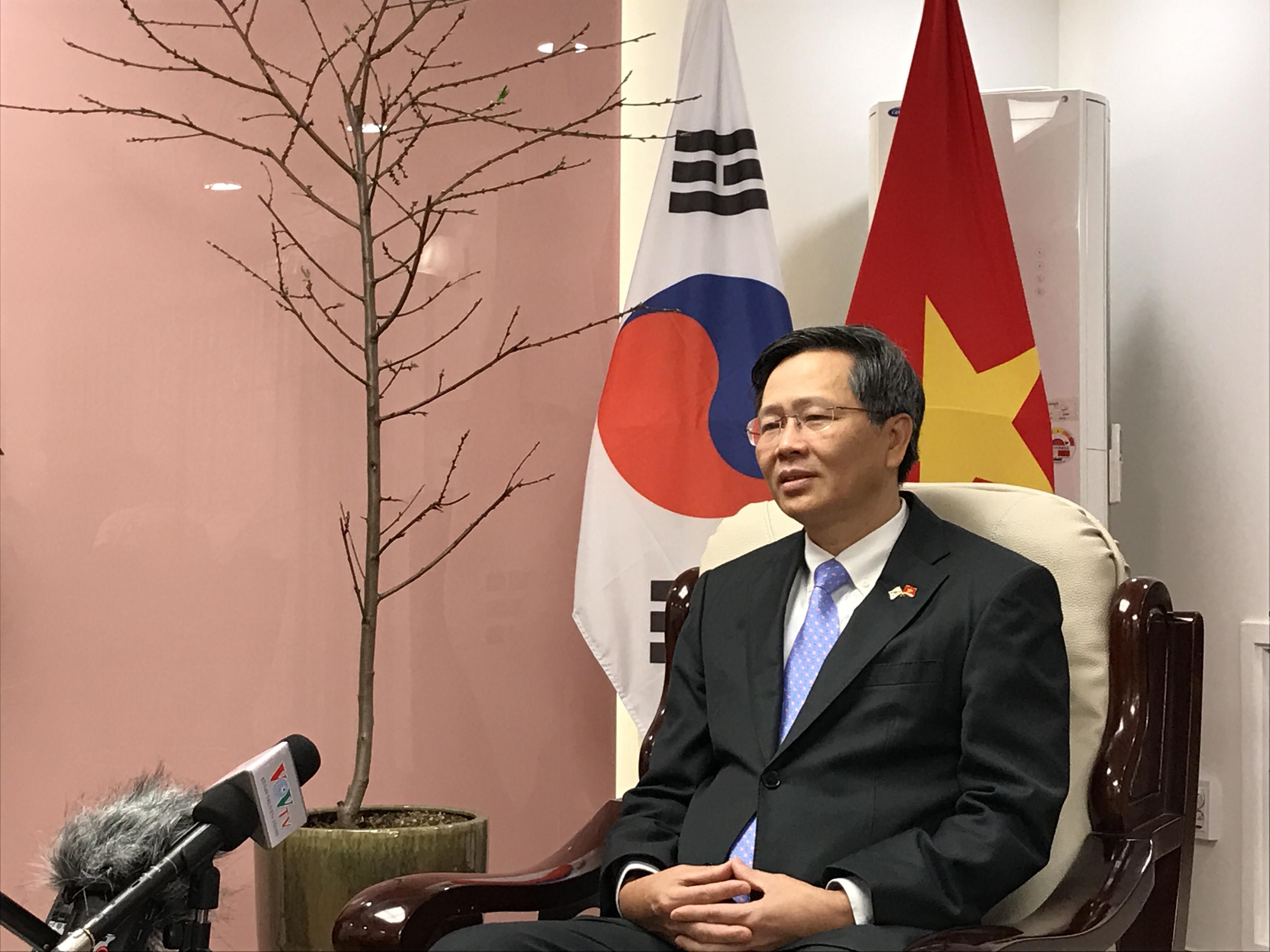 Quan hệ Việt – Hàn đã và đang phát triển thực chất và hiệu quả