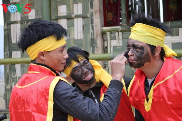 """Đặc sắc lễ hội """"Ná Nhèm"""" của người Tày ở Bắc Sơn"""