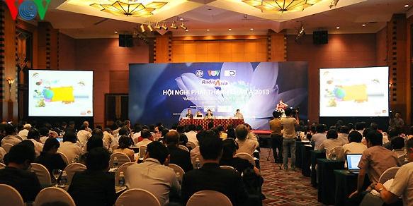 Die erfolgreiche Konferenz RadioAsia mit zahlreichen Merkmalen