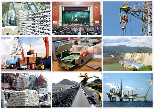 Umstrukturierung der Wirtschaft und Erneuerung des Wachstumsmodells