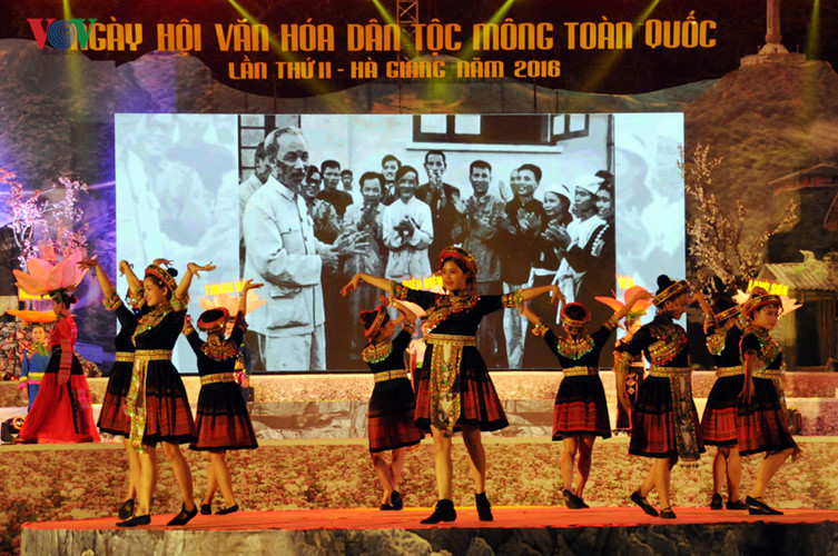 Der 2. Kulturfesttag der Mong
