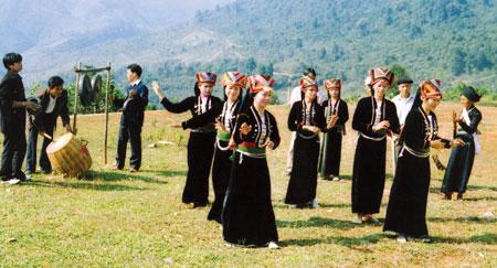 Die Volksgruppe Kho Mu in Vietnam