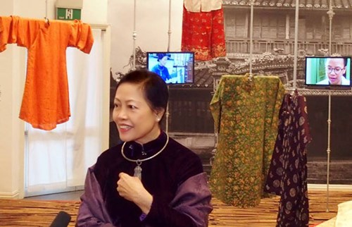 Thai Kim Lan und die Liebe zur vietnamsischen Kultur