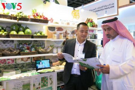 33 vietnamesische Unternehmen nehmen an Messe Gulfood in Dubai teil