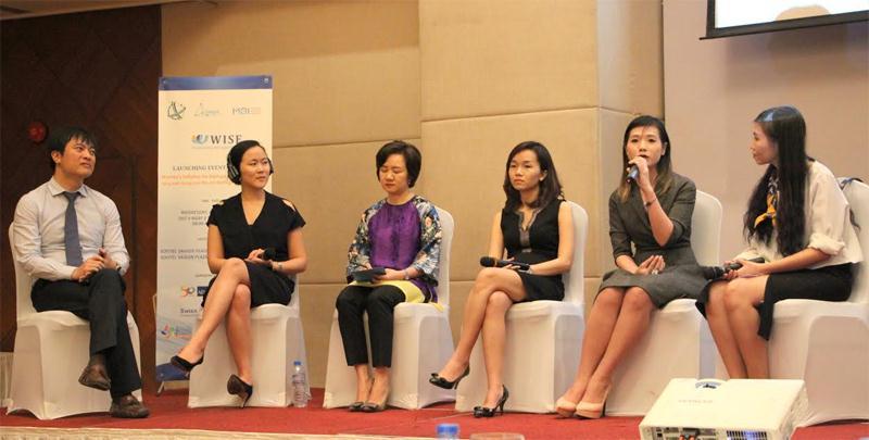 Ho-Chi-Minh-Stadt veröffentlicht Netzwerk für Start-up-Unternehmerinnen
