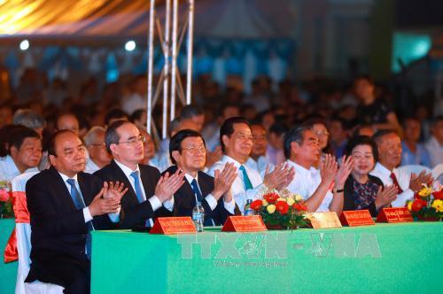Nguyen Xuan Phuc: Tra Vinh soll entwickelte Provinz werden