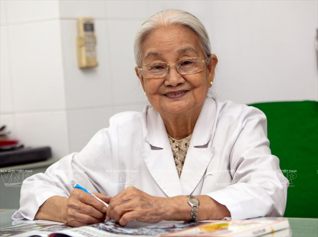 Hati manusiawi dari Dokter Rakyat Ta Thi Chung