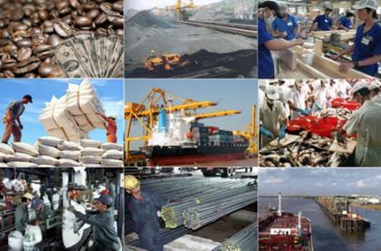 Ekspor Vietnam tahun 2016 berupaya keras mengatasi kesulitan