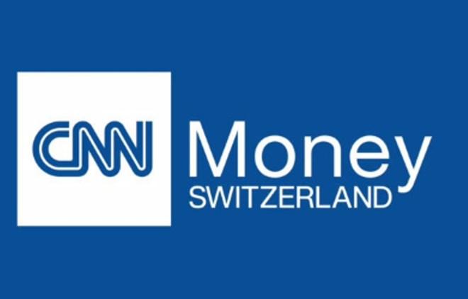 CNN akan meluncurkan kanal televisi tentang ekonomi dan keuangan Swiss