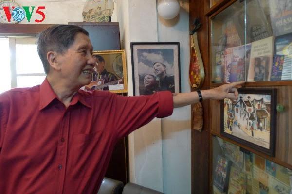 Komponis Pham Tuyen: Seorang penulis sejarah dengan musik
