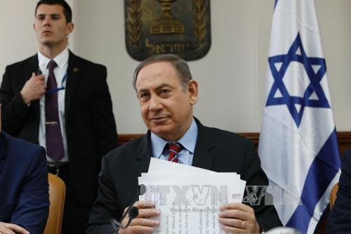 PM Israel berkomitmen akan bekerjasama dengan AS demi perdamaian Timur Tengah