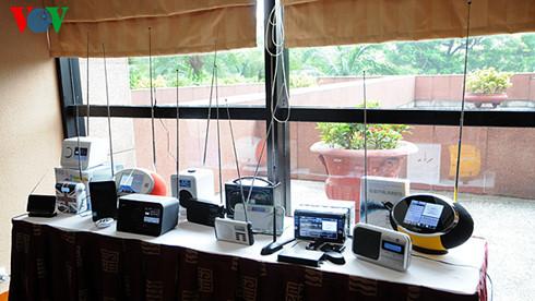 Lokakarya uji coba siaran digital menurut standar DAB+ di Vietnam