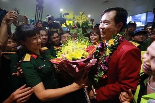 """Program """"Jayalah olahraga Vietnam"""""""