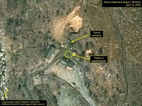 RDRK mungkin akan segera menyelesaikan persiapan untuk uji coba nuklir