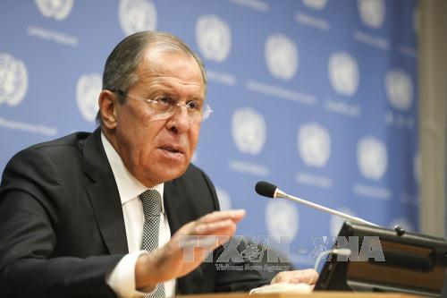 Russia accuses Western countries of not honoring obligations on Syria