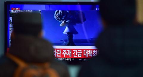 US, Japan, South Korea consider further sanctions against North Korea