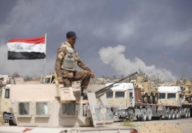 Iraq begins operation to retake Mosul