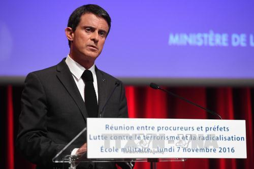Approval rating for French PM soars