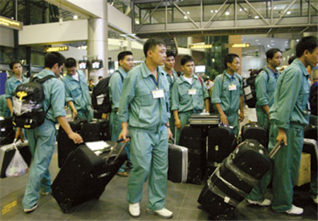 Vietnam to send 105,000 workers abroad