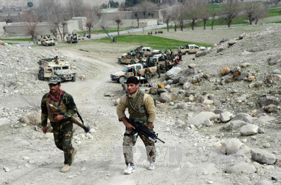 IS attack kills 18 Afghan soldiers