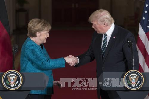 US President reiterates support for NATO