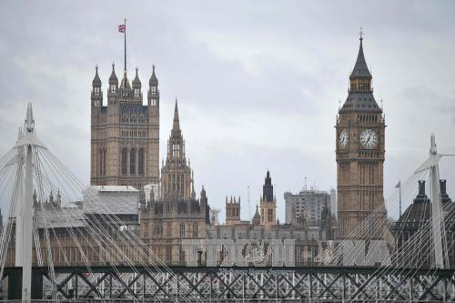UK passes parliament early general election