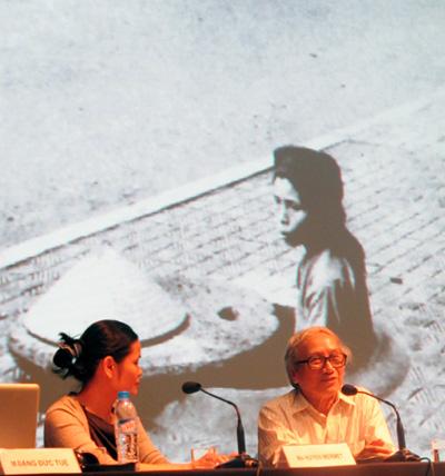 Беседа «1972 год – документы и память ханойцев о разрушительной войне...
