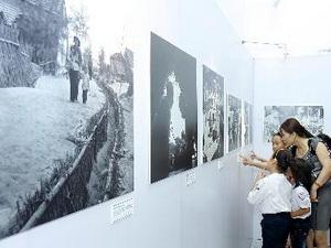 Выставка 40-летия со дня Победы в битве над Ханоем – «Диенбиенфу в воздухе»