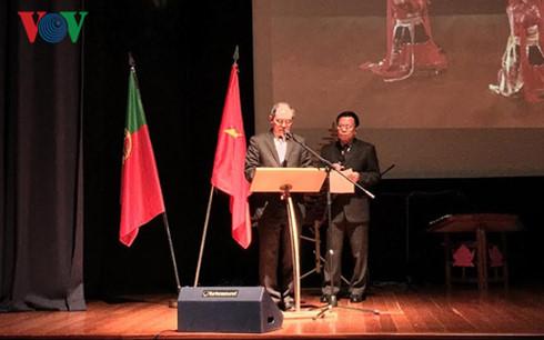 Chương trình nghệ thuật kỷ niệm nhân 500 năm bang giao Việt Nam – Bồ Đào Nha