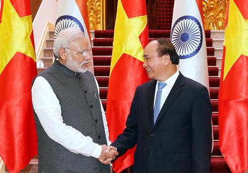 Quan hệ Việt Nam - Ấn Độ: hợp tác cùng phát triển