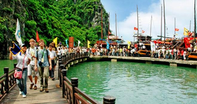Du lịch Việt Nam đón dòng du khách mới