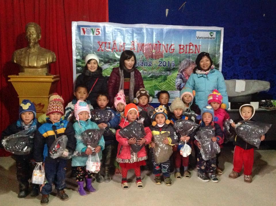 """VOV5 mang """"Xuân ấm vùng biên"""" đến với huyện Mèo Vạc, tỉnh Hà Giang"""